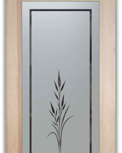 Glass Pantry Doors Etched Frosted Pantry Door With Glass Etched Glass Pantry Doors Lowes