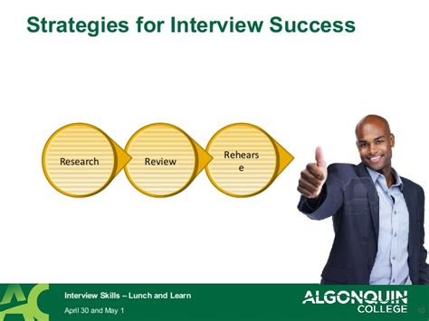 how to prepare for a job interview this teaching demonstration is