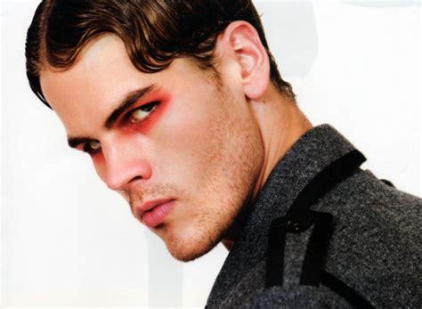 hair and makeup guys love editorial cintia dicker travis hanson by eric martin