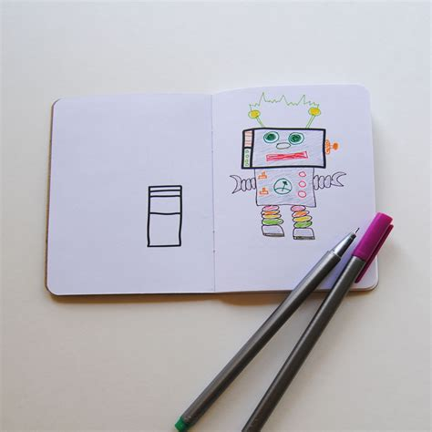 how to start a doodle book doodle books from start creative babyccino daily