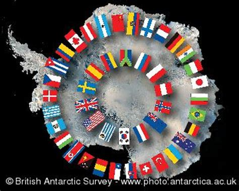the antarctic treaty and the arctic