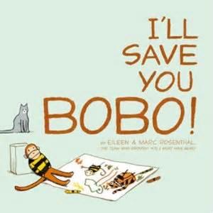 books save you marc rosenthal i ll save you bobo