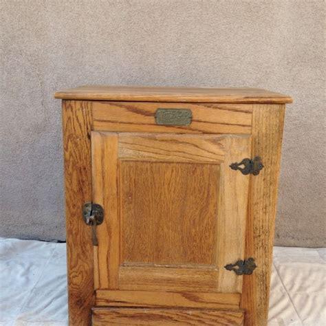 white clad oak furniture lt oak antique reproduction box end table white clad