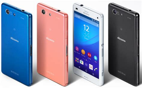 Sony Xperia A4 Japan 4g Ram 2gb Bekas Unit Only sony rebrands and launches the xperia z3 compact as xperia a4 in japan