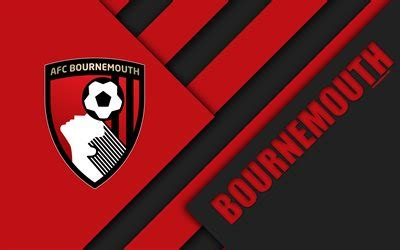 wallpapers bournemouth afc logo  material
