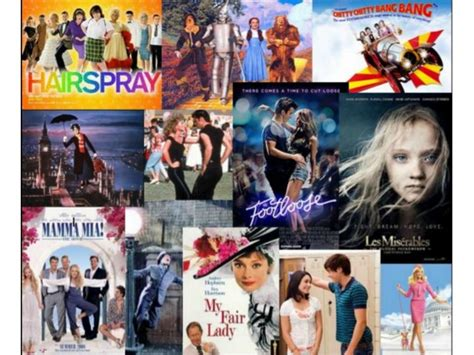 film film musical films