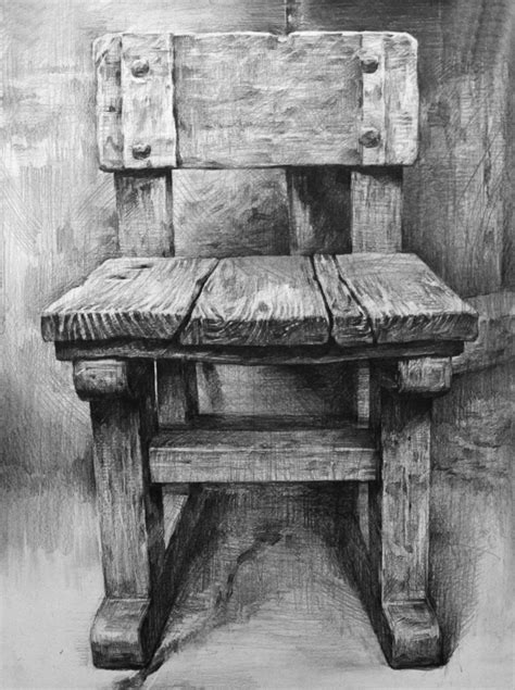pencil sketches of chairs a chair5 by indiart3612 on deviantart