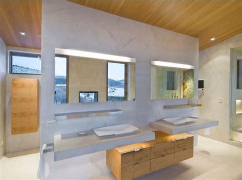 badezimmer vanity countertops ideen 14 badezimmer design ideen f 252 r elegante formen und feine