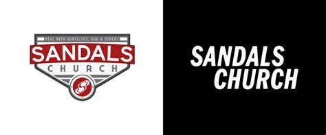 sandals church brand new new logo and identity for sandals church done