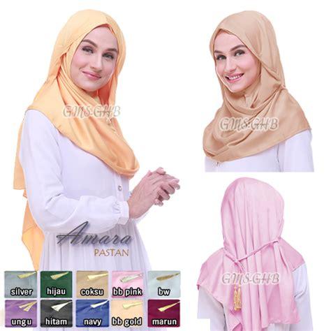 New Jilbab Instant Coupli Slup jilbab pashmina instan amara model terbaru 2017 bundaku net