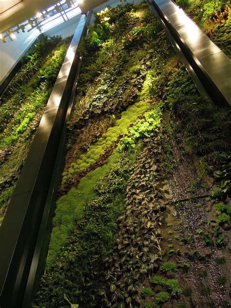 dussmann das kulturkaufhaus berlin vertical garden
