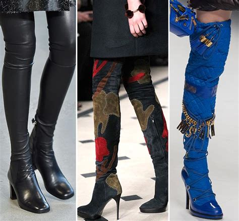 fall winter 2015 2016 shoe trends fashionisers