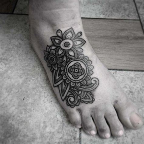 pattern ankle tattoo 1000 images about foot tattoos on pinterest