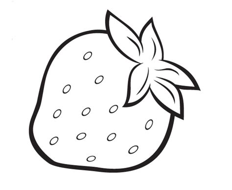 Strawberry Coloring Pages To Download And Print For Free Strawberry Coloring Page