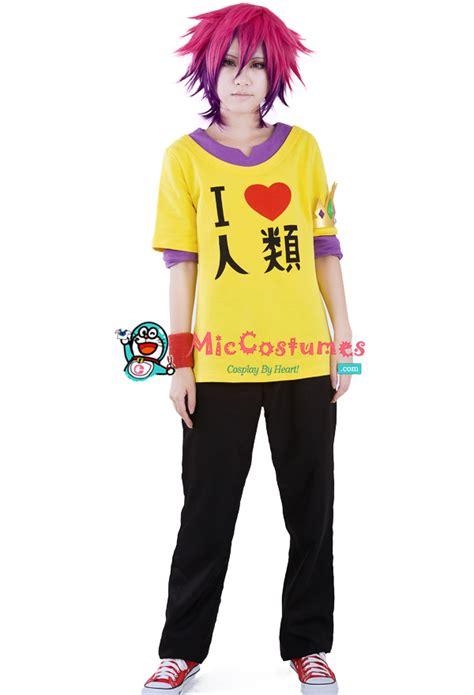 T Shirt Animeno No Sora no no sora costume t shirt for sale