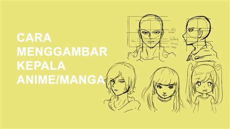 film anime untuk pemula cara menggambar anime untuk pemula versi on the spot
