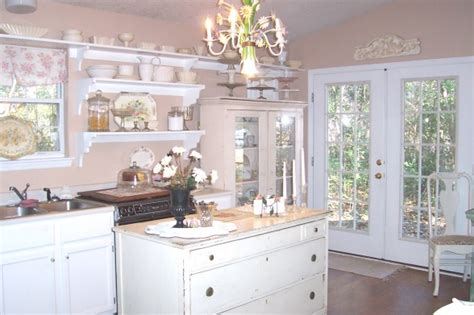 Shabby Chic Kitchen Decorating Ideas 20 Inspiring Shabby Chic Kitchen Design Ideas
