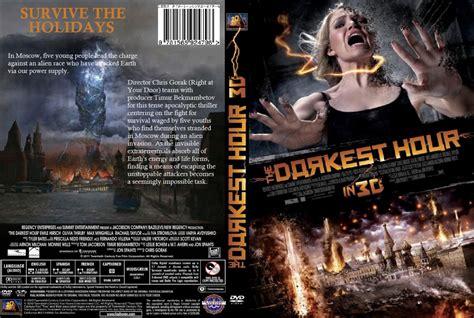 darkest hour dvd the darkest hour movie dvd custom covers the darkest