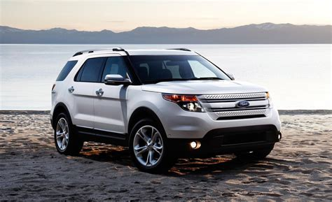 2012 ford explorer limited car and driver