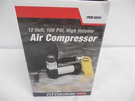 12 volt 100 psi high volume air compressor vehicles parts vehicle parts accessories motor