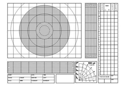 printable f class targets trevor steele s website target rifle