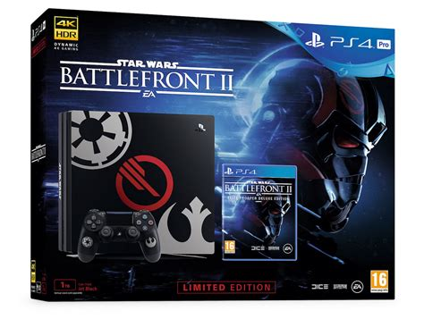 Bettlefront Starwars Ps4 Digital Playstation 4 sony unveils three wars battlefront ii playstation 4