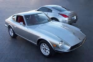 Nissan Z Cars Legendary Cars Datsun 240z 1969 1975