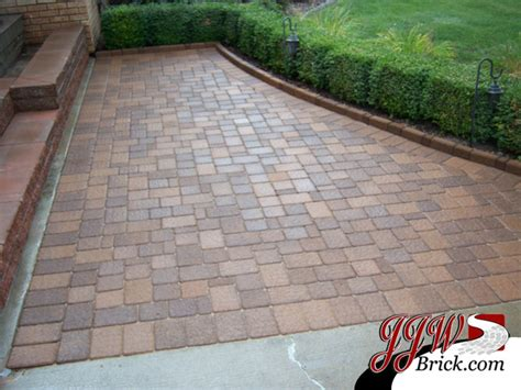 Design Ideas For Brick Walkways Paver Walkway Design Ideas Traditional Landscape Detroit By Jjw Brick