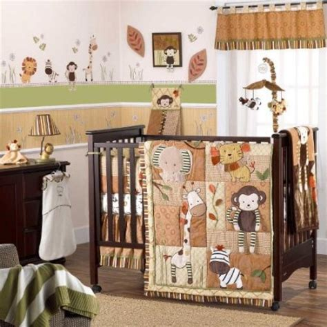 Bedroom Comforters And Accessories Cocalo Nali Jungle Nursery Collection And Bedding Baby