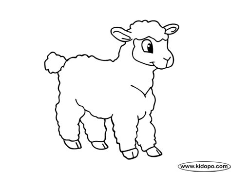 cute lamb coloring pages sheep coloring page cute sheep 2 coloring page