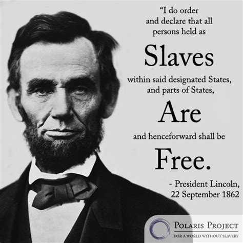 abraham lincoln biography about slavery abraham lincoln quotes on slavery quotesta
