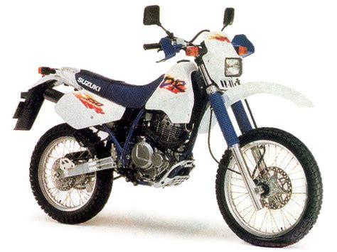 1997 Suzuki Dr350 Specs Suzuki Dr350 Model History