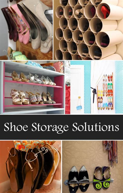 shoe storage solutions 44 best the best organizing tips images on