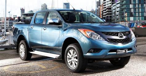 mazda truck 2015 mazda bt 50 facelift confirmed for 2015