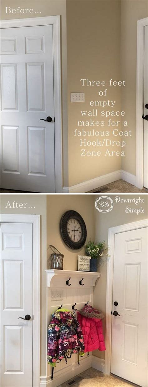 entryway ideas for small spaces living space small try these hacks to squeeze in more