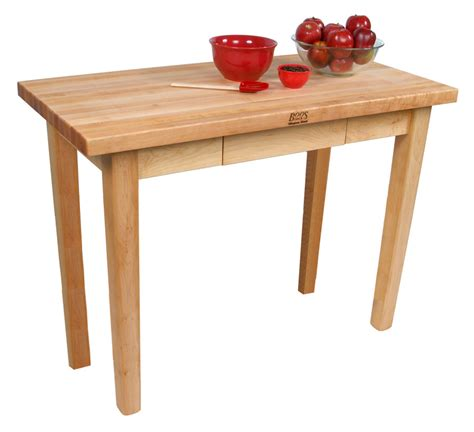 boos butcher block kitchen table dining table