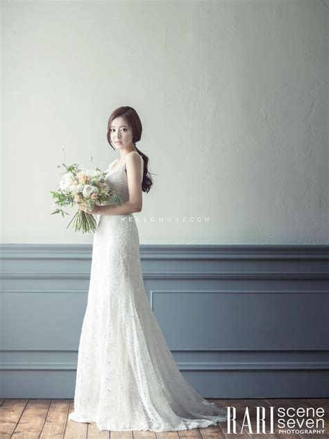 25  best ideas about Korean wedding dresses on Pinterest