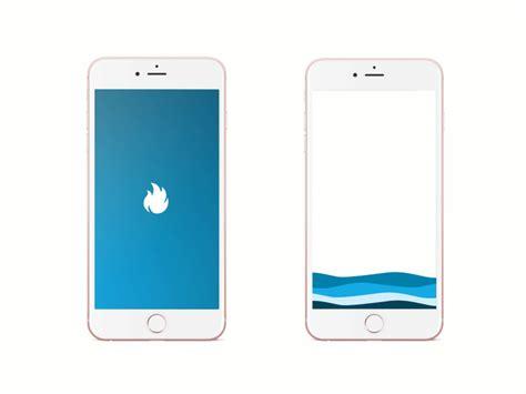 design mobile app screens exploring loading screens in mobile app design