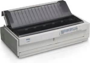 Printer Epson Lq 2180 printer epson lq 2180 kertas selalu narik tidak berhenti