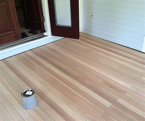 Flooring Plan by Front Porch Part 3 Of 3 Where We Sand And Stain The