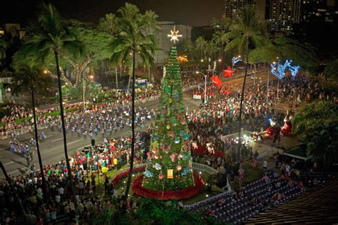 tree lighting 2017 honolulu tree lighting ceremony 2017 jeffsetter travel