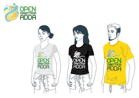 merchandise design proposal open canottieri adda sporting event quamillo