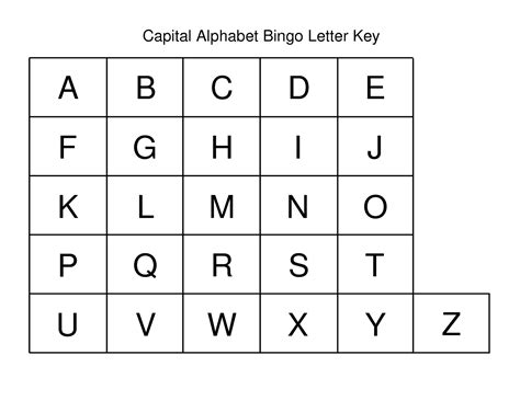 printable alphabet letters uppercase capital alphabet letters printable activity shelter