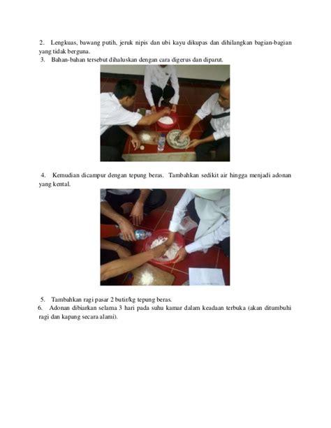 cara membuat cakwe ragi cara membuat ragi tape