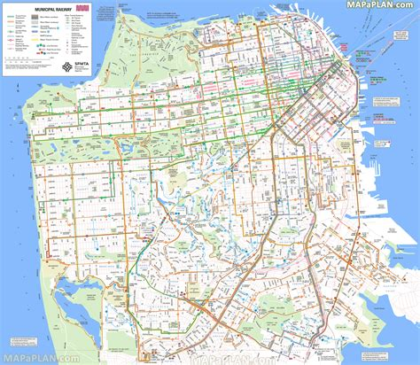 san francisco map to print maps update 21051488 san francisco city map tourist