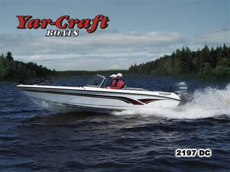 yar craft boats research yar craft boats 2197 dc multi species fishing