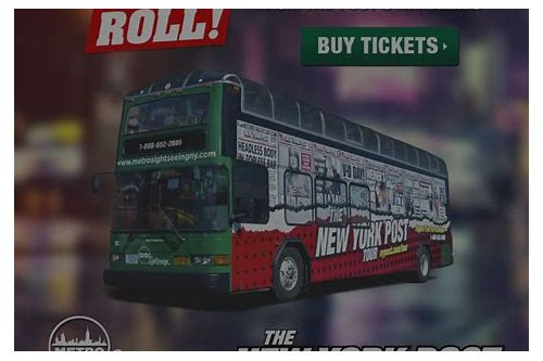 coupon for new york bus tour
