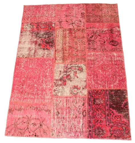 Patchwork Carpet - patchwork vintage carpet 200 x 140 cm patchwork rugs