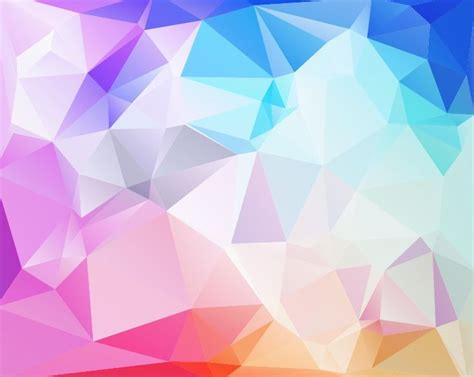 low poly background abstract low poly background vector illustration free