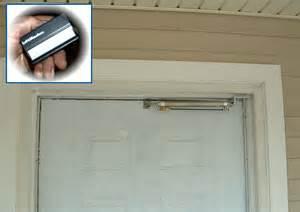 residential automatic door opener
